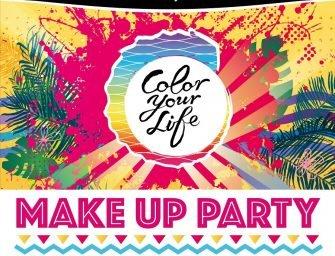 Праздник Color Your Life в «Л'Этуаль»