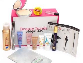 Beauty Insider Magic Box №23: обзор состава