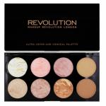 палетка румян Blush Palette Golden Sugar, Makeup Revolution