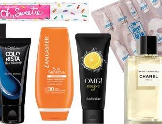 Новинки недели: ароматы-путешествия Chanel и помады-десерты MAC