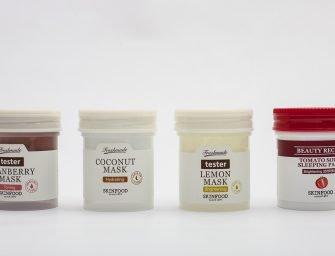 Корейские маски Skinfood: отзывы