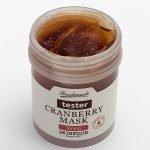 skinfood cranberry mask swatch