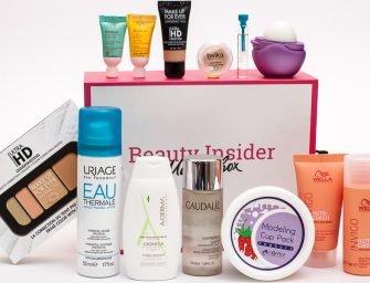 Beauty Insider Magic Box №24: обзор состава