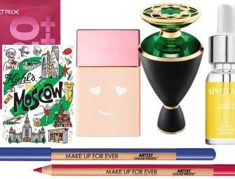 Новинки недели: универсальные карандаши Make Up For Ever и коллекция Kiehl's, вдохновленная городами России
