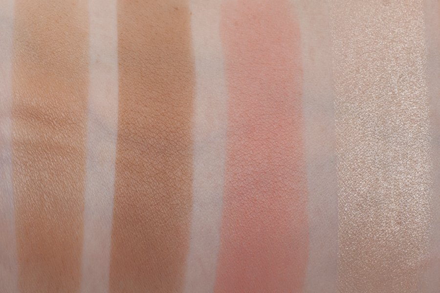 pupa bronzing and contouring 002 swatch