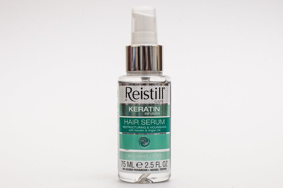 reistill care keratin infusion hair serum