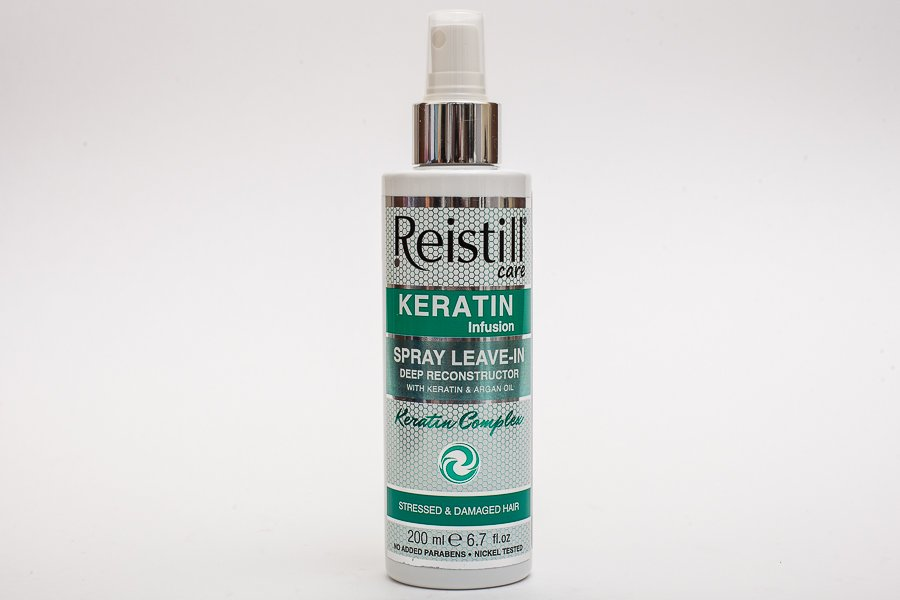 reistill care keratine infusion