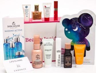 Beauty Insider Magic Box №25: обзор состава