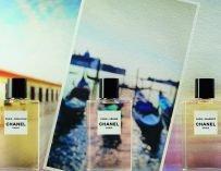 Les Eaux De Chanel: Париж-Довиль-Биарритц-Венеция, далее везде