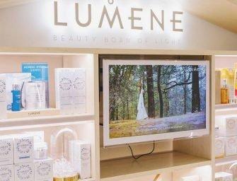 Выгода по расписанию: открытие корнера Lumene и конкурс Clarins