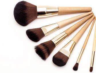 Кисти для макияжа Clarins: отзывы