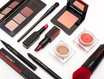Новый макияж Shiseido: свотчи и отзывы