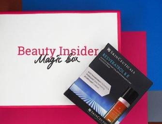 Beauty Insider Magic Box №26 ждет вас!