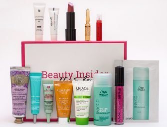 Beauty Insider Magic Box №26: обзор состава