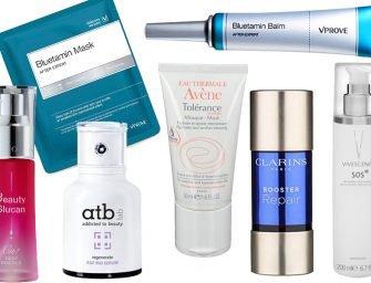 Как ухаживать за кожей после ботокса, пилингов и других процедур : лучшие средства