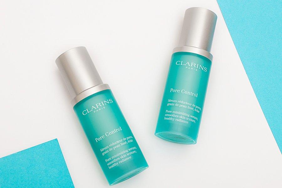 clarins pore control 1