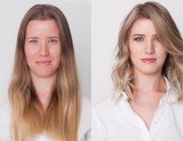 Как получить голливудский блонд? Превращение Анны