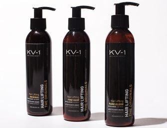 Лифтинг для волос KV-1: что это и кому это нужно?