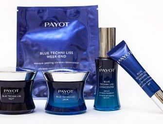 Средства Payot Blue Techni Liss vs. недосып и стресс: кто победит?
