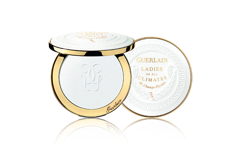 COMPACT POWDER LADIES IN ALL CLIMATES CHRISTMAS copy