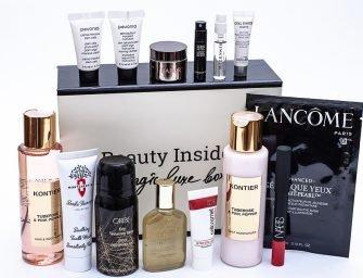 Beauty Insider Magic Luxe Box: обзор состава