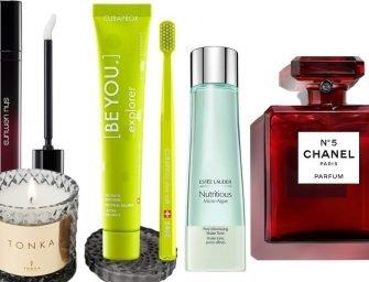 Новинки недели: красивый лимитированный Chanel N°5 и нескучные зубные пасты Curaprox