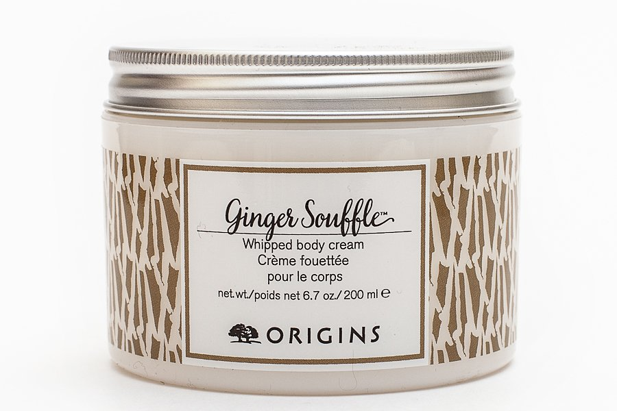 origins ginger souffle