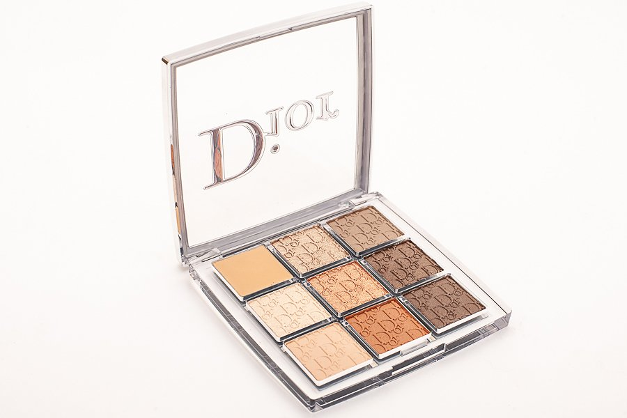 Палетка теней Dior Backstage, 001 Warm Neutrals, Dior
