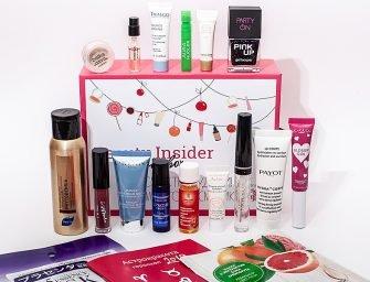 Новогодний Beauty Insider Magic Box №28: обзор состава