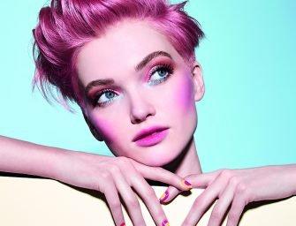 Весенние коллекции макияжа 2019: много розового и чуть-чуть зеленого