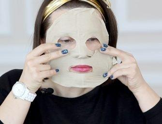 Маски-шоу: отличные тканевые маски до 300 рублей