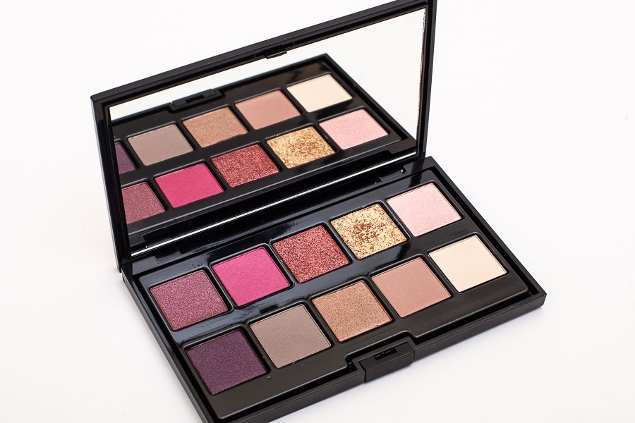 Pupa eyeshadow palette make up stories 003 Bright Violet 1
