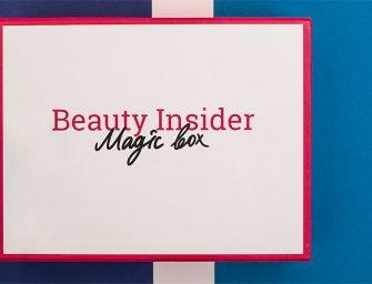 Welcome-бокс от Beauty Insider — снова в эфире