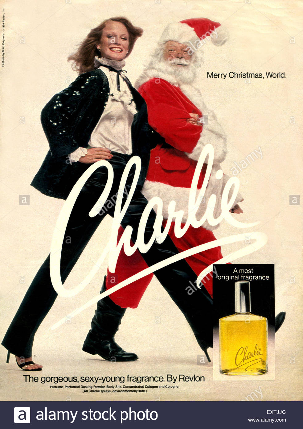 1970s-usa-revlon-charlie-magazine-advert-EXTJJC