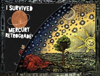 Ретроградный Меркурий заканчивается, но не совсем: астро-красота, 26 марта – 1 апреля