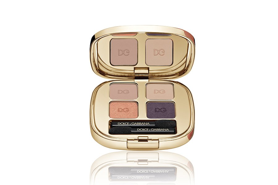 DG BEAUTY_THE EYESHADOW QUAD_NUDE 110-01