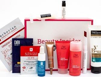 Beauty Insider Magic Box №29: обзор состава
