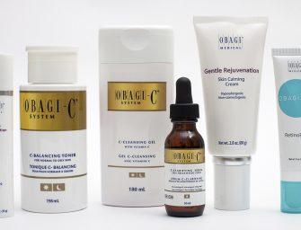На что способен витамин С и ретинол марки Obagi?