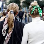 THE+4+OF+US+-+Hair+scarfs,+London+street+style