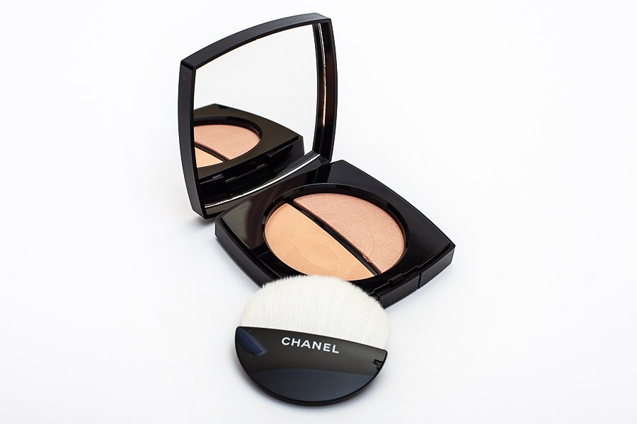 chanel bronze and highlighter clair