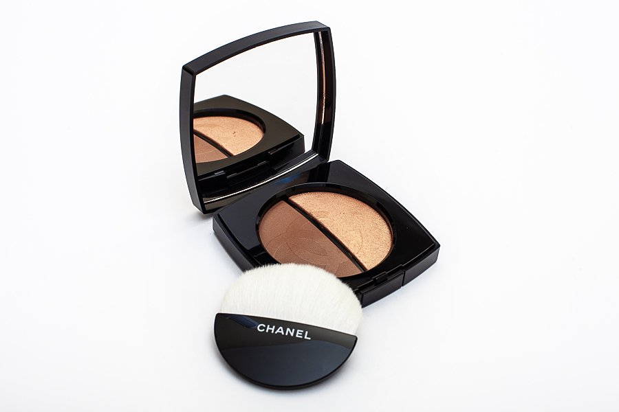 chanel bronze and highlighter medium