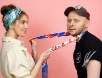Как завязать платок на голове? Пять пошаговых инструкций