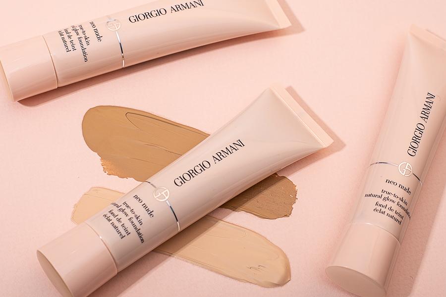 Тональный крем Neo Nude Foundation, Armani Beauty