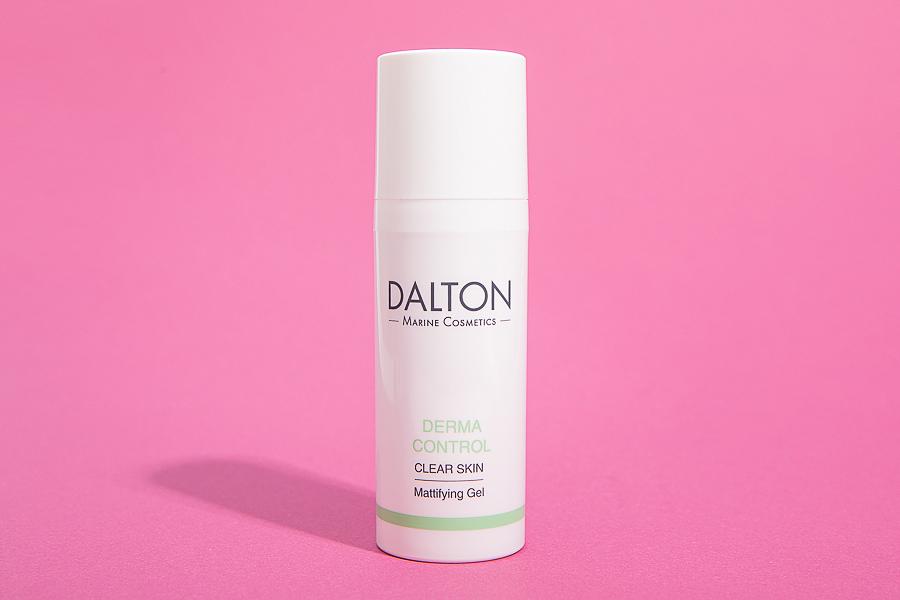 Матирующий гель Derma Control, Dalton