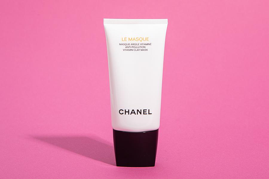 Глиняная маска Anti Pollution Vitamin C Clay Mask, Chanel, с витаминами