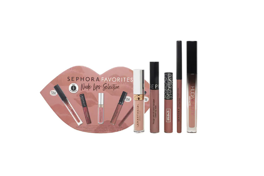 Помады для губ Nude Lips, Sephora Favourites