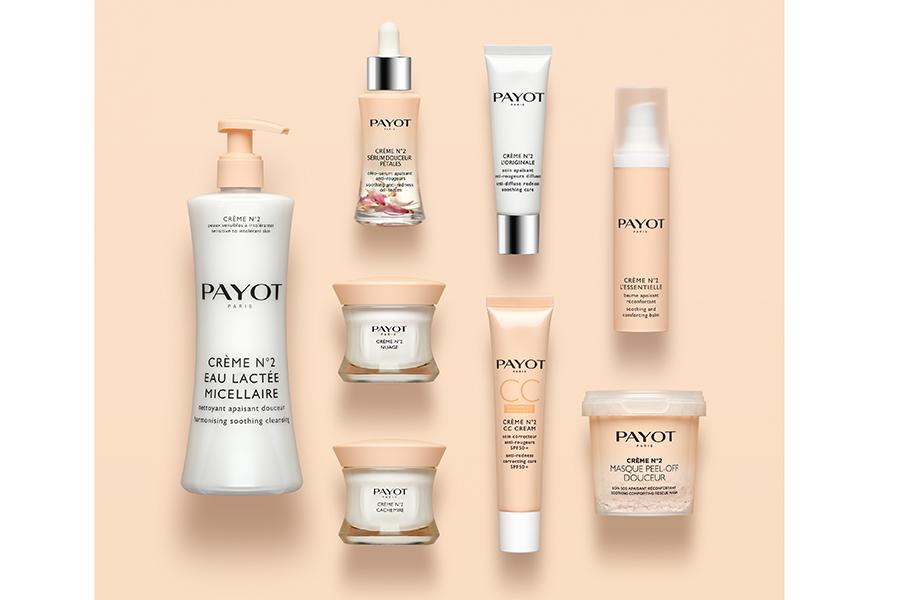 Успокаивающая маска и сухое масло для лица Creme №2, Payot