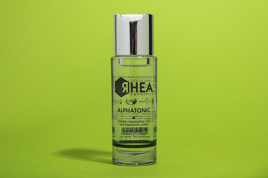Эксфолиирующий лосьон для лица AlphaTonic, Rhea Cosmetics