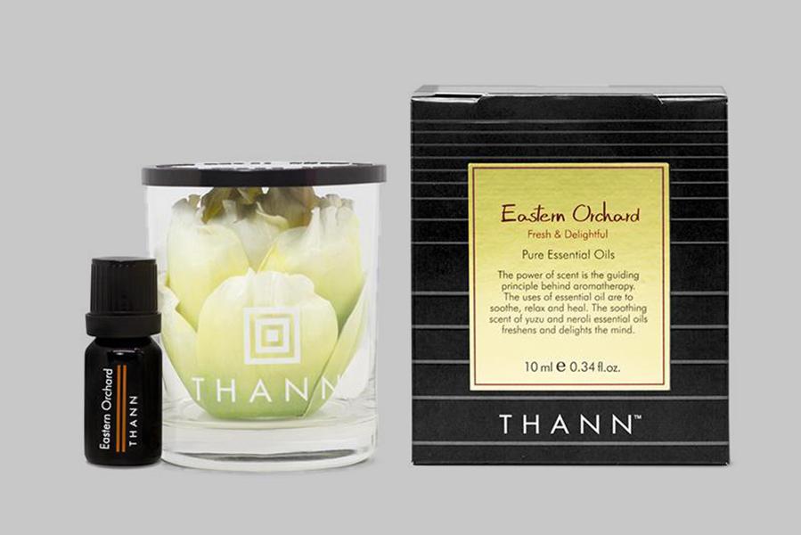 Диффузор с натуральными эфирными маслами Eastern Orchard, Thann